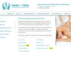 HandsOn Osteopathy & Physiotherapy Clinic