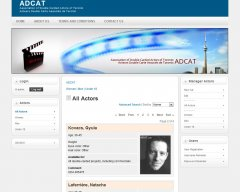 Association of Double Carded Actors of Toronto